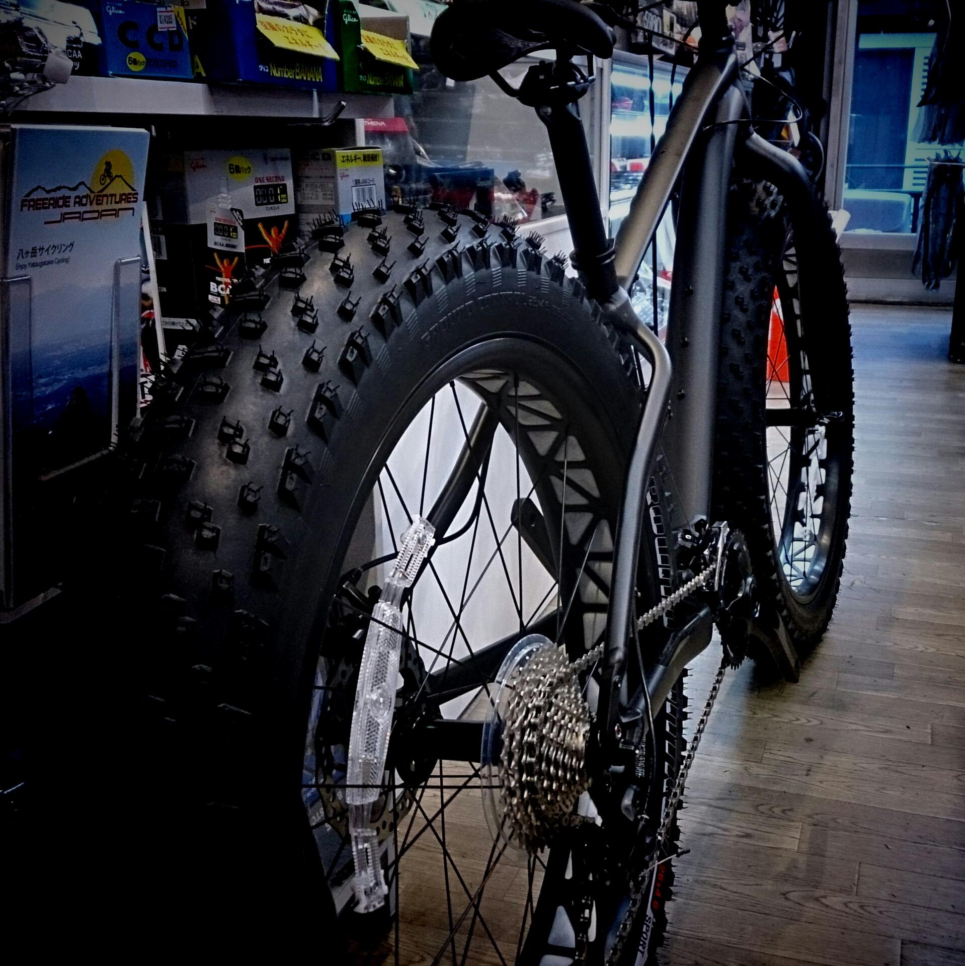 自転車店 平塚 自転車店 : 2016 SPECIALIZED FAT BOY SE あります ...