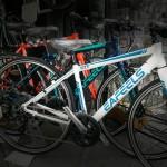 オリジナルクロスバイク EAFEELS  IC2.5