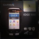 GARMIN   EDGE1000J