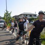 サイクリング~♪