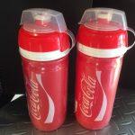 ボトルで水分補給を「Enjoy」! ELITE / CORSA COCA-COLA