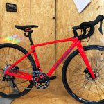 2018 SPECIALIZED ROUBAIX ELITE DISC です!