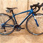 自転車の季節です! GIANT CONTEND 2