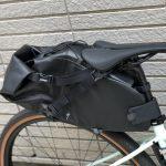 SPECIALIZED / SEQUOIA ELITE DISC × Burra Burra Stabilizer Seatpack 20