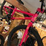 追加カラー!YOTSUBA 20 プラムピンク