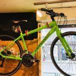 自転車デビューにオススメのクロスバイク その6